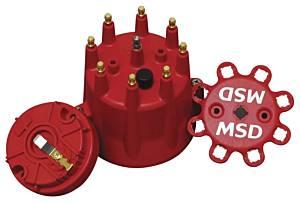 MSD IGNITION #84335 Standard Cap & Rotor Kit (8433/8467)