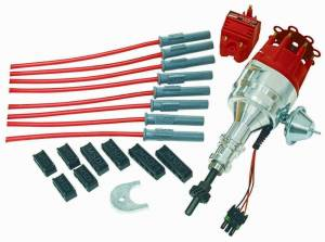 MSD IGNITION #84745 RTR Distributor Kit - SBF 289/302 Crate Motor