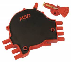 MSD IGNITION #84811 Cap & Rotor Kit - 95-97 LT1