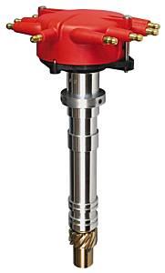 MSD IGNITION #8486 Chevy V8 Distributor Tall Block W/Crab Cap