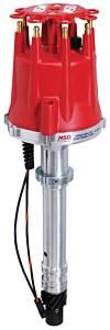 MSD IGNITION #85561 Chevy V8 Billet Distribu W/Cap & Rotor