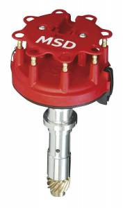 MSD IGNITION #8558 Chevy V8 Tall Deck Dist.