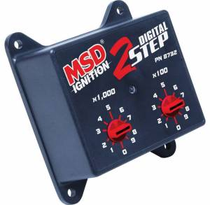 MSD IGNITION #8732 Digital 2-Step Rev Control for 6425 Box