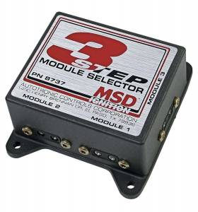 MSD IGNITION #8737 Three Step Module Selector