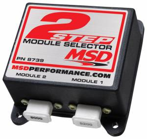 MSD IGNITION #8739 Two Step Module Selector