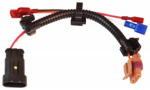 MSD IGNITION #8877 Late Model GM To MSD Harness
