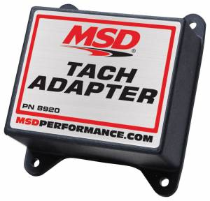 MSD IGNITION #8920 Tachometer Adapter