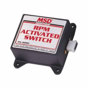 MSD IGNITION #8950 Rpm Activated Switch Kit
