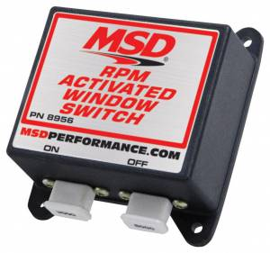 MSD IGNITION #8956 RPM Activated Window Switch