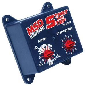 MSD IGNITION #8987 Start - Step Timing Control Box