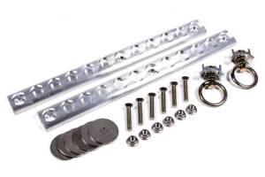 MACS CUSTOM TIE-DOWNS #522148 48in Versatie Track Kit