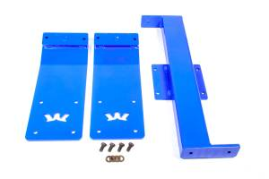 MACS CUSTOM TIE-DOWNS #701355 GM LS Motor Lift Plate for use w/Pivot Plate