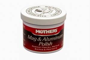 MOTHERS #5100 Mag & Aluminum Polish