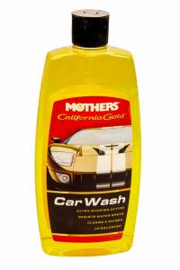 MOTHERS #5600 California Gold Car Wash