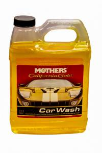 MOTHERS #5632 California Gold Car Wash