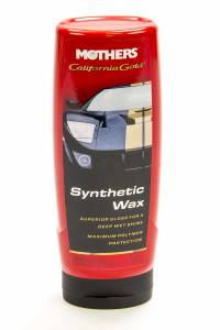 MOTHERS #5716 California Gold Synthetc Wax 16oz