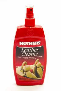 MOTHERS #6412 Leather Cleaner 12oz