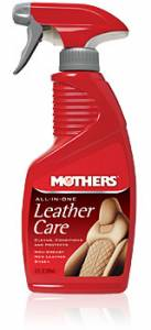 MOTHERS #6512 All In One Leather Care 12oz.