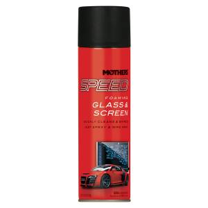 MOTHERS #16619 Speed Foaming Glass Cleaner 19oz. Can