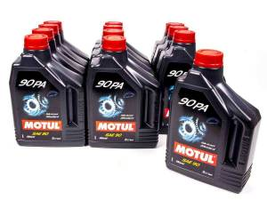MOTUL USA #100122 90PA Limited Slip Diff Oil Case/12-2 Liters