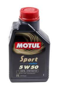 MOTUL USA #MTL103048 Sport 5w50 1 Liter