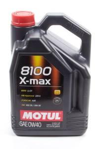 MOTUL USA #MTL104533 8101 X-Max 0w40 5 Liters