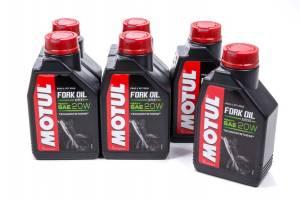 MOTUL USA #105928 Fork Oil Exp H 20W 6X1 Liter