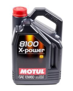 MOTUL USA #MTL106144 8100 X-Power 10w60 5 Liter