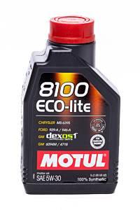 MOTUL USA #MTL108212 8100 Eco-Lite 5w30 1 Liter