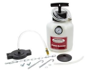 MOTIVE PRODUCTS #101 Brake Power Bleeder System