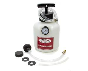 MOTIVE PRODUCTS #103 Brake Power Bleeder System