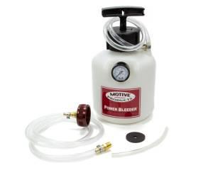 MOTIVE PRODUCTS #109 Brake Power Bleeder System