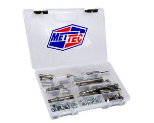 METTEC #KIT500HFMAXR1 1/2in Bolt And Nut Kit 9/16 Hex Maxim And XXX