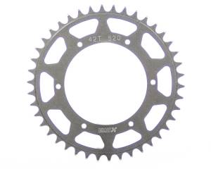 M AND W ALUMINUM PRODUCTS #SP520-525-42T Rear Sprocket 42T 5.25 BC 520 Chain
