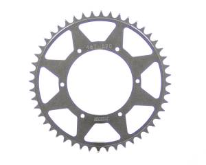 M AND W ALUMINUM PRODUCTS #SP520-525-48T Rear Sprocket 48T 5.25 BC 520 Chain