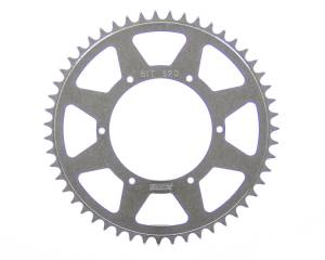 M AND W ALUMINUM PRODUCTS #SP520-525-51T Rear Sprocket 51T 5.25 BC 520 Chain