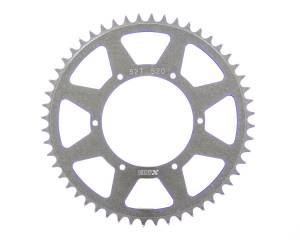M AND W ALUMINUM PRODUCTS #SP520-525-52T Rear Sprocket 52T 5.25 BC 520 Chain
