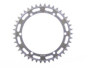 M AND W ALUMINUM PRODUCTS #SP520-643-42T Rear Sprocket 42T 6.43 BC 520 Chain * Special Deal Call 1-800-603-4359 For Best Price