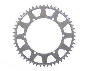 M AND W ALUMINUM PRODUCTS #SP520-643-52T Rear Sprocket 52T 6.43 BC 520 Chain