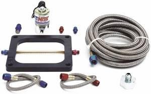 NITROUS OXIDE SYSTEMS #0027NOS Big Shot Conversion Kit