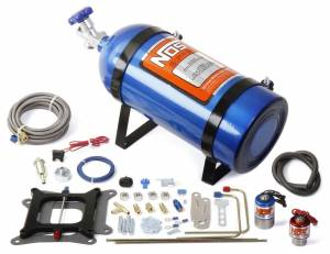 NITROUS OXIDE SYSTEMS #02001NOS Cheater System Holley