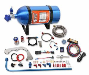 NITROUS OXIDE SYSTEMS #02125NOS EFI Nitrous Kit - Ford Coyote Mustang 11-17