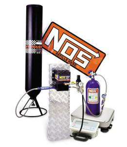 NITROUS OXIDE SYSTEMS #14254NOS Refill Station w/Scale & Regulator