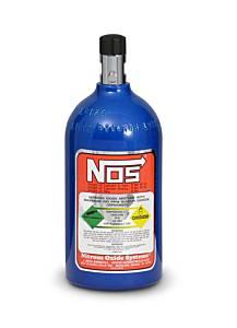 NITROUS OXIDE SYSTEMS #14710NOS 2lb. Bottle 10-1/4  4-3/