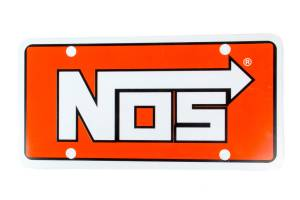 NITROUS OXIDE SYSTEMS #19300NOS License Plate