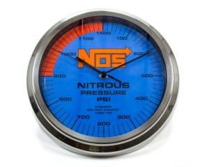 NITROUS OXIDE SYSTEMS #19350NOS NOS Wall Clock