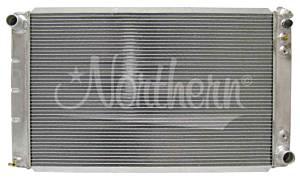NORTHERN RADIATOR #205065 Aluminum Radiator GM 73- 91 Truck