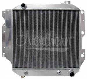 NORTHERN RADIATOR #205088 Aluminum Radiator Jeep 87-04 Wrangler w/V8 Eng