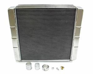 NORTHERN RADIATOR #209600B Custom Aluminum Radiator Kit 19 x 22