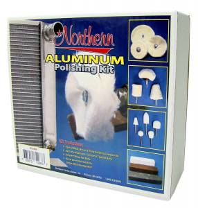 NORTHERN RADIATOR #Z12450 Aluminum Polishing Kit